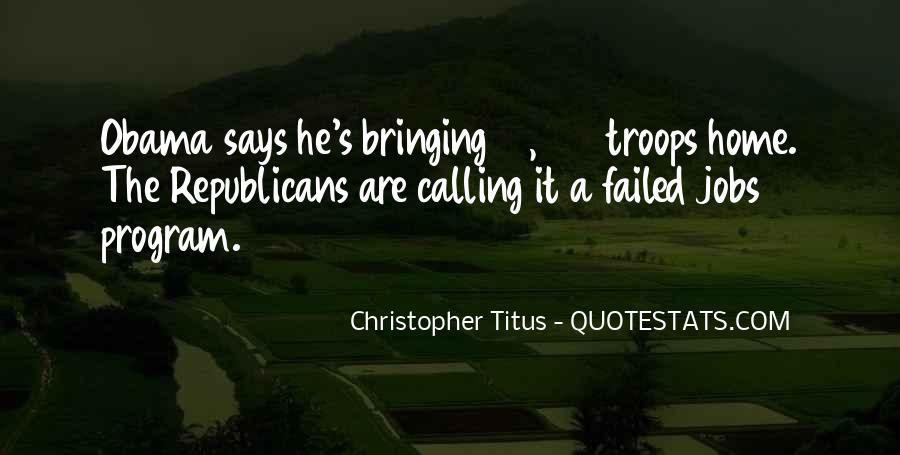 Home Is Calling Quotes #1644098