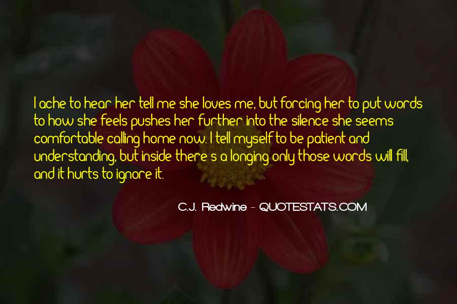 Home Is Calling Quotes #233401
