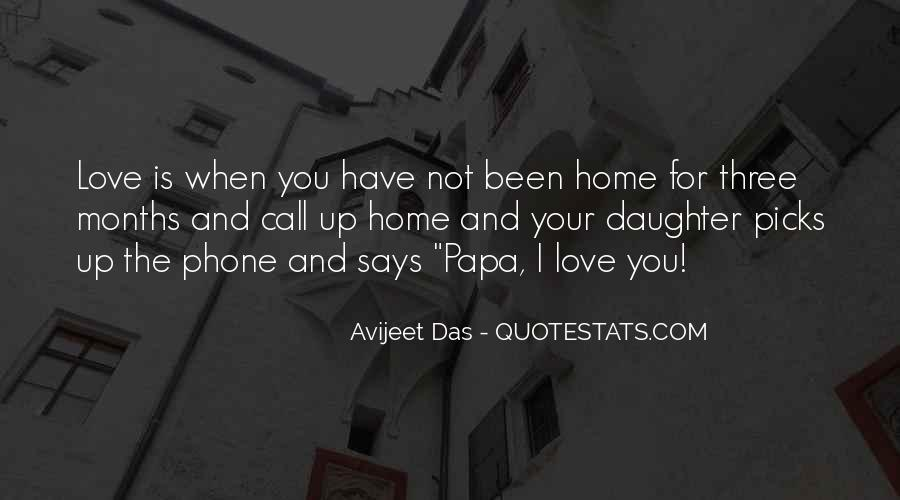 Home Is Calling Quotes #694648