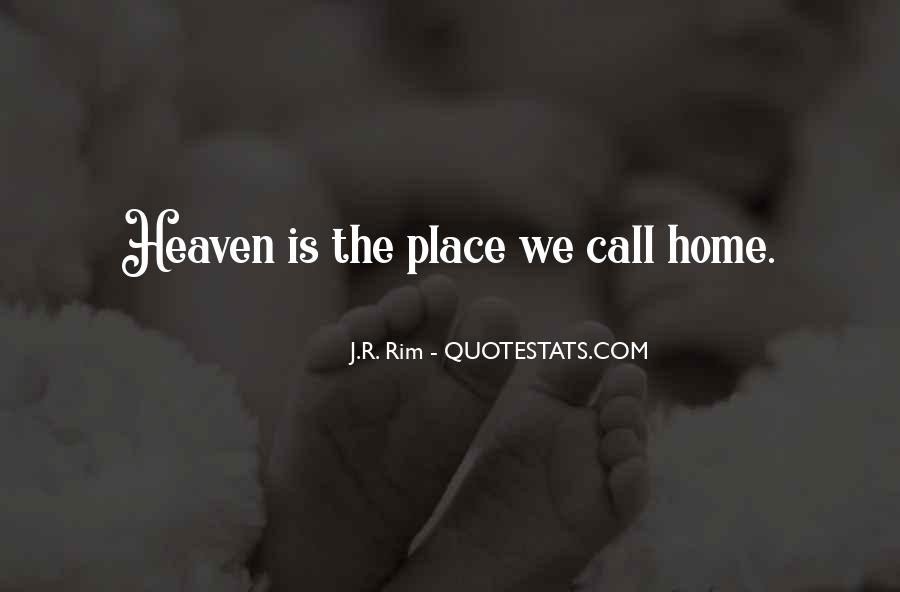 Home Is Quotes #21448