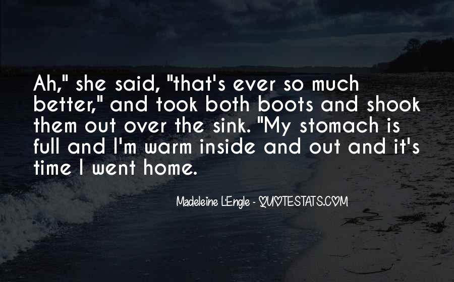 Home Is Quotes #4746