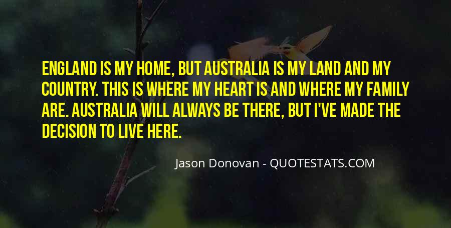Home Is Where The Heart Quotes #1207970