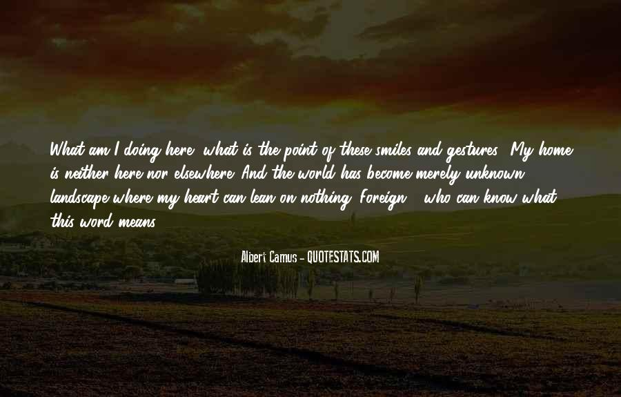 Home Is Where The Heart Quotes #1648399