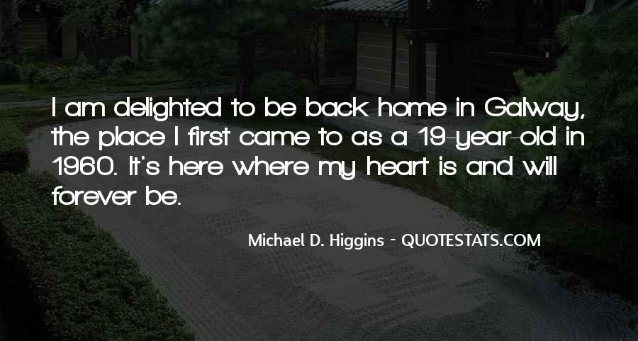 Home Is Where The Heart Quotes #1714631