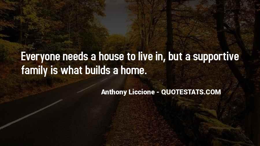 Home Love Family Quotes #1014833