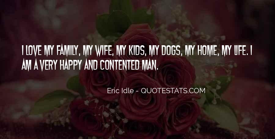 Home Love Family Quotes #1103987