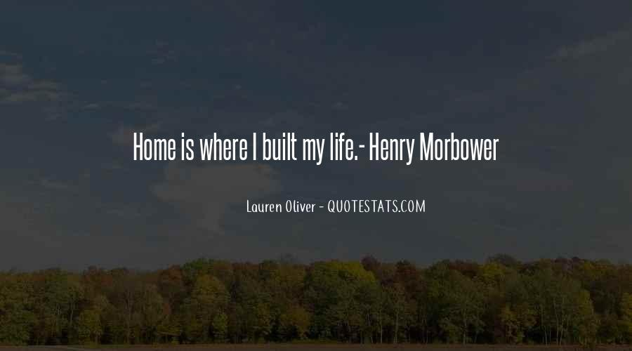 Home Love Family Quotes #1163439