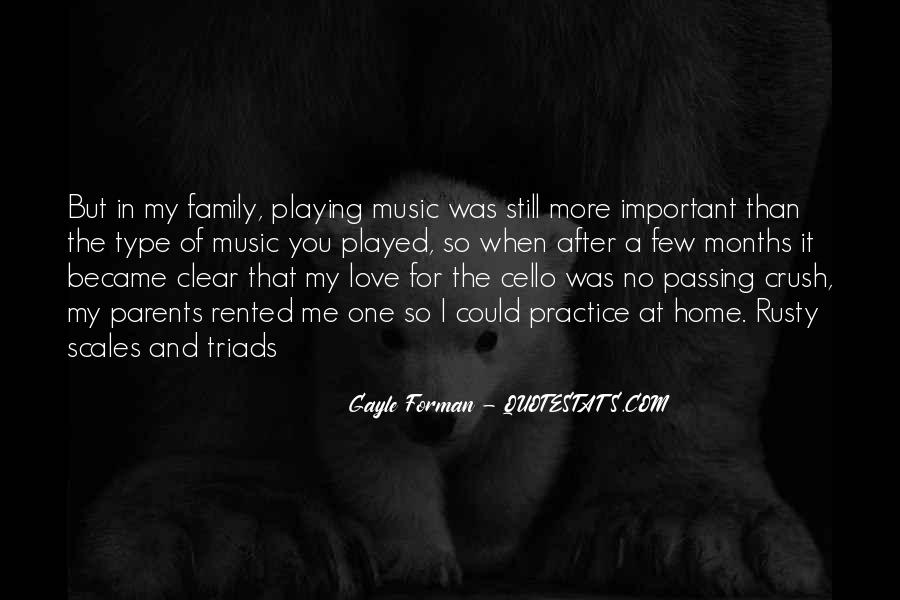 Home Love Family Quotes #1190745
