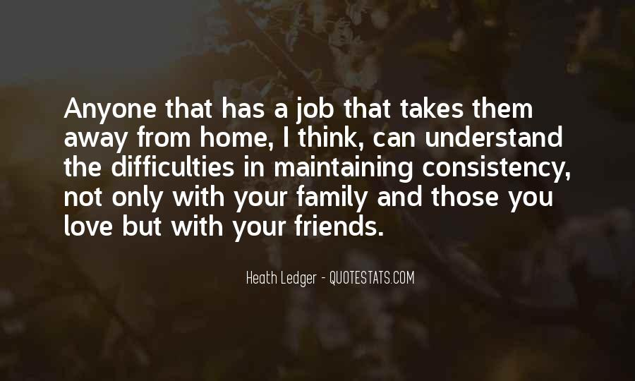 Home Love Family Quotes #1195121