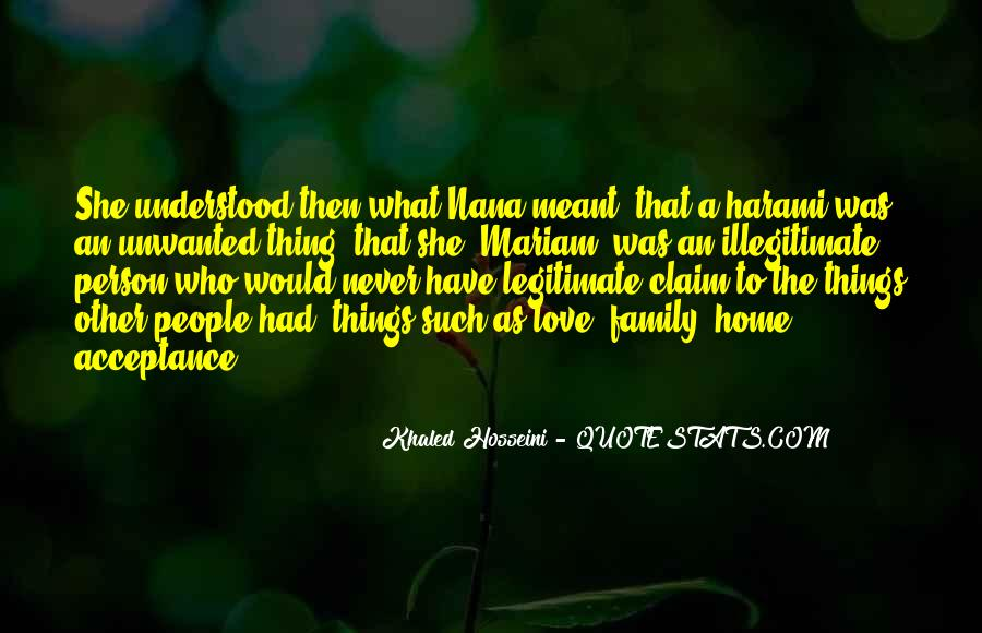 Home Love Family Quotes #1230148