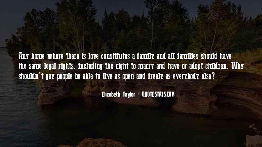 Home Love Family Quotes #1511363