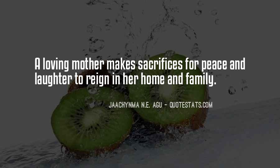 Home Love Family Quotes #153725