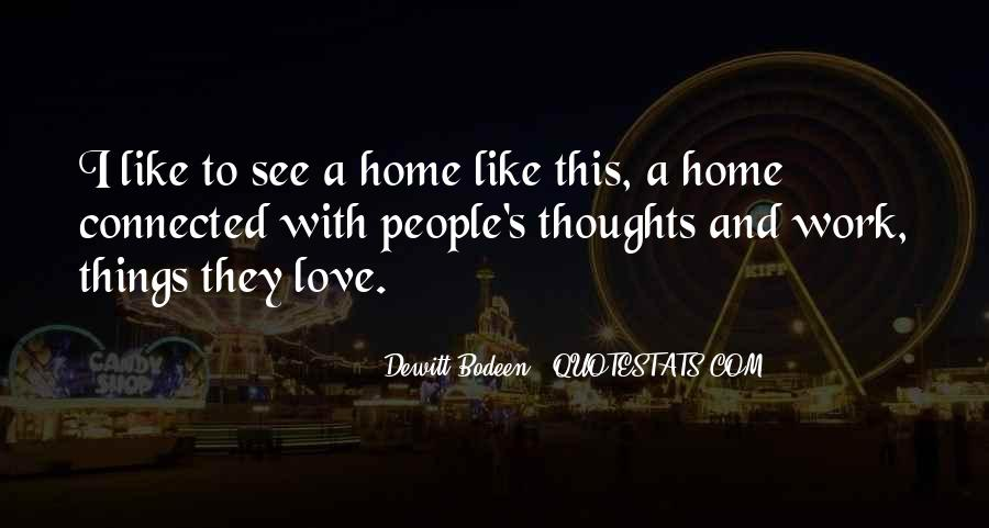 Home Love Family Quotes #196391