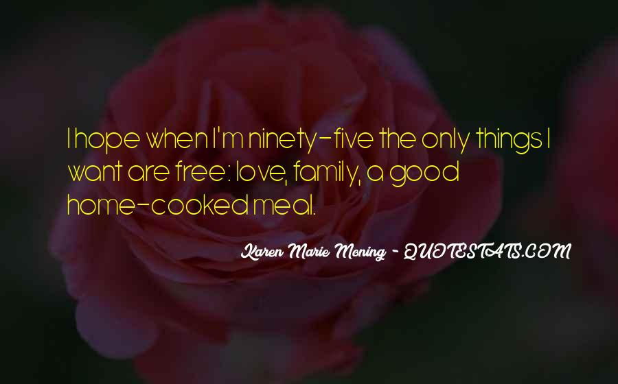 Home Love Family Quotes #398156