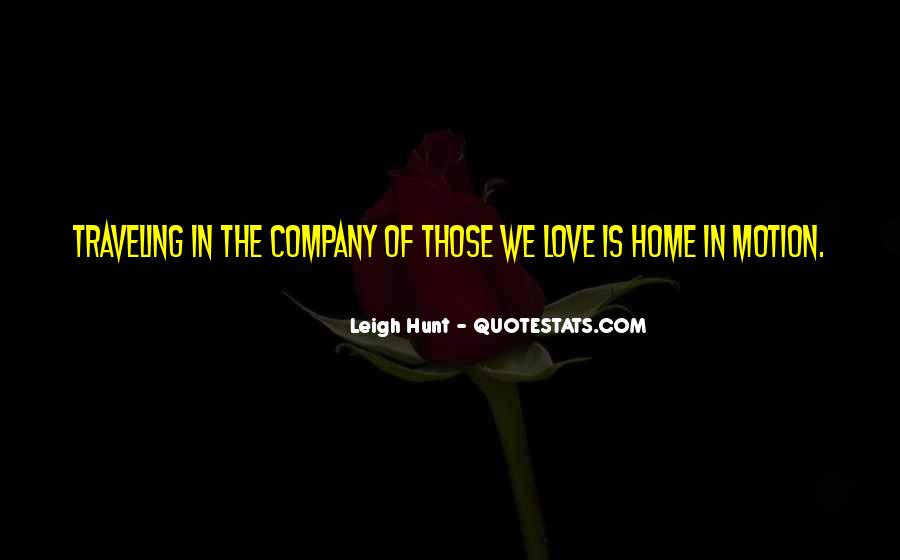 Home Love Family Quotes #400096