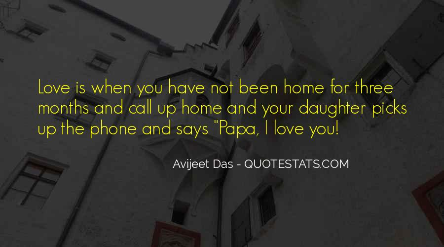 Home Love Family Quotes #694648