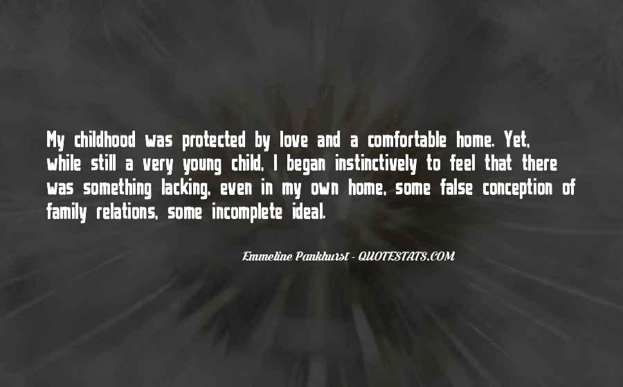 Home Love Family Quotes #790607