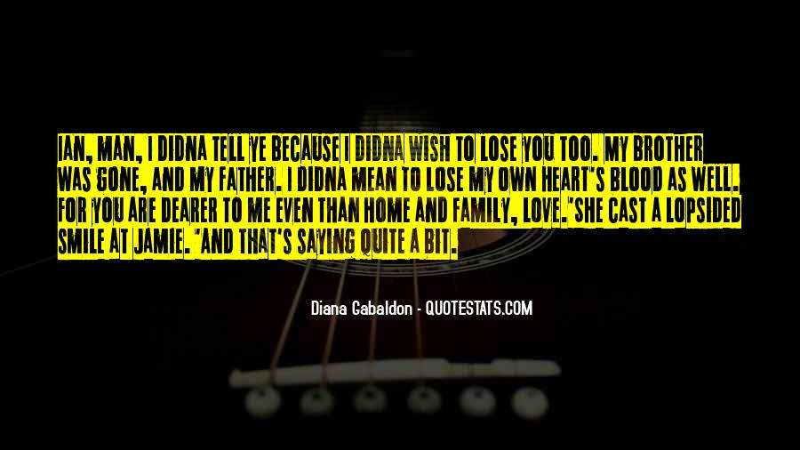 Home Love Family Quotes #948812