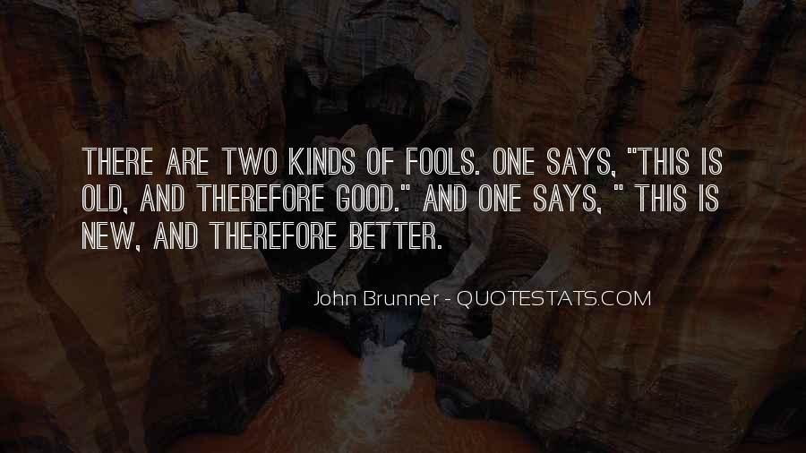 Quotes About Fools And Wisdom #1594292