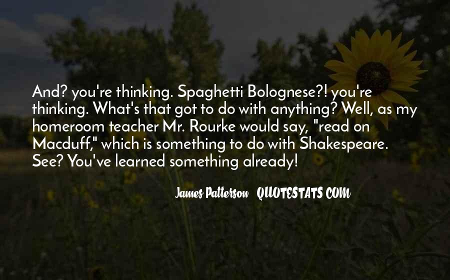 Homeroom Teacher Quotes #1561804