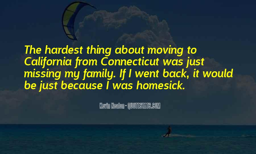 Top 8 Homesick Missing Family Quotes: Famous Quotes ...