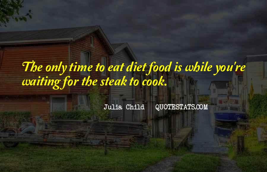 Quotes About Food Diet #102431
