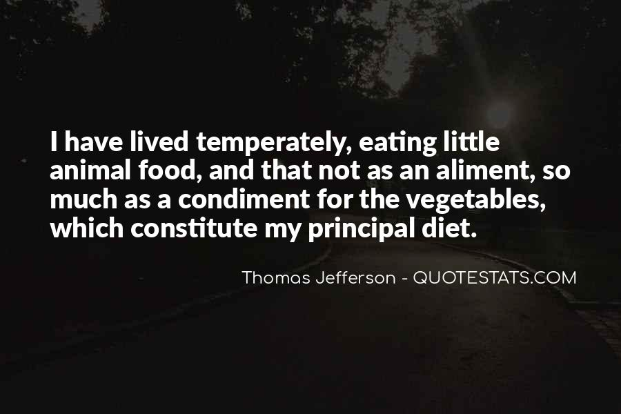 Quotes About Food Diet #20236