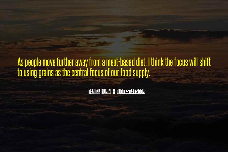 Quotes About Food Diet #21529