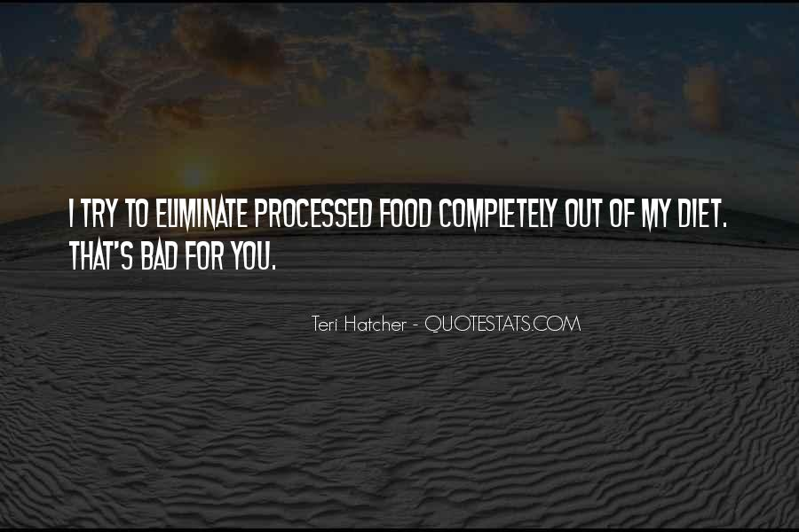 Quotes About Food Diet #400000