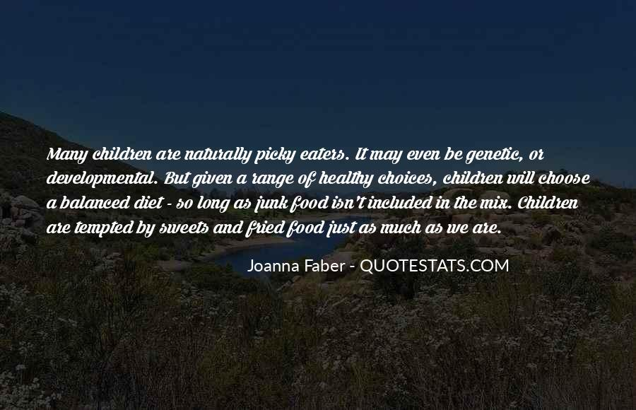 Quotes About Food Diet #630662
