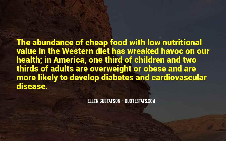 Quotes About Food Diet #755105
