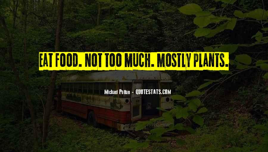 Quotes About Food Diet #758607