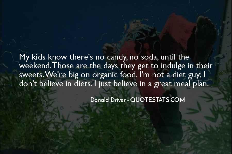 Quotes About Food Diet #771866