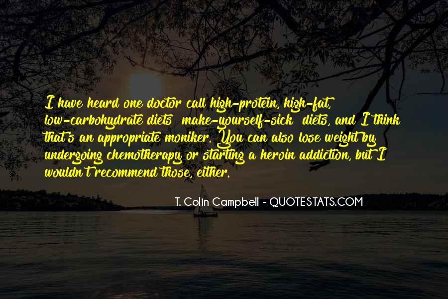 Quotes About Food Diet #833449