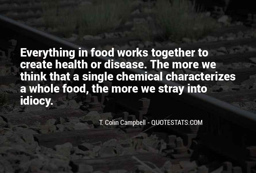 Quotes About Food Diet #858824
