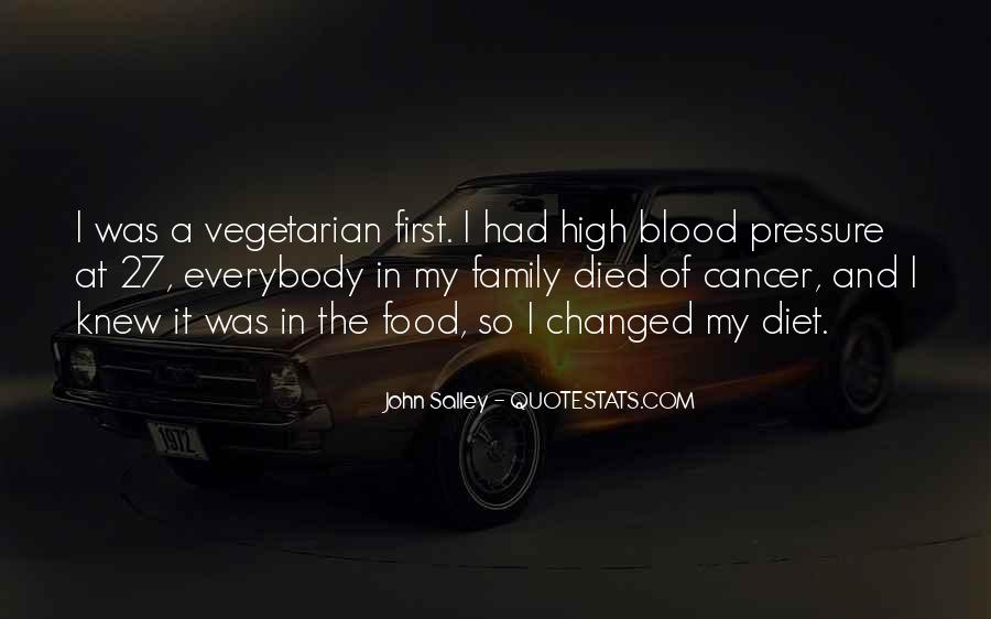 Quotes About Food Diet #886494