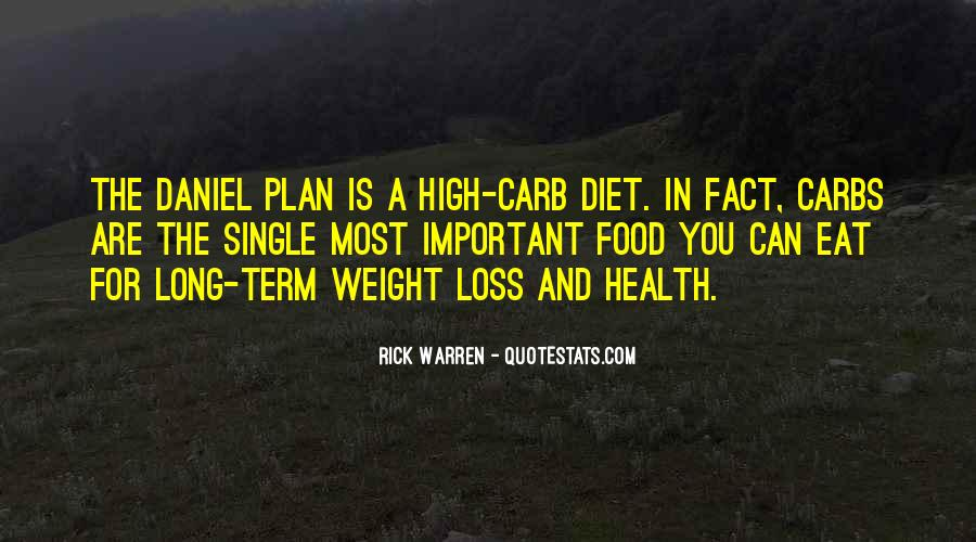 Quotes About Food Diet #945049