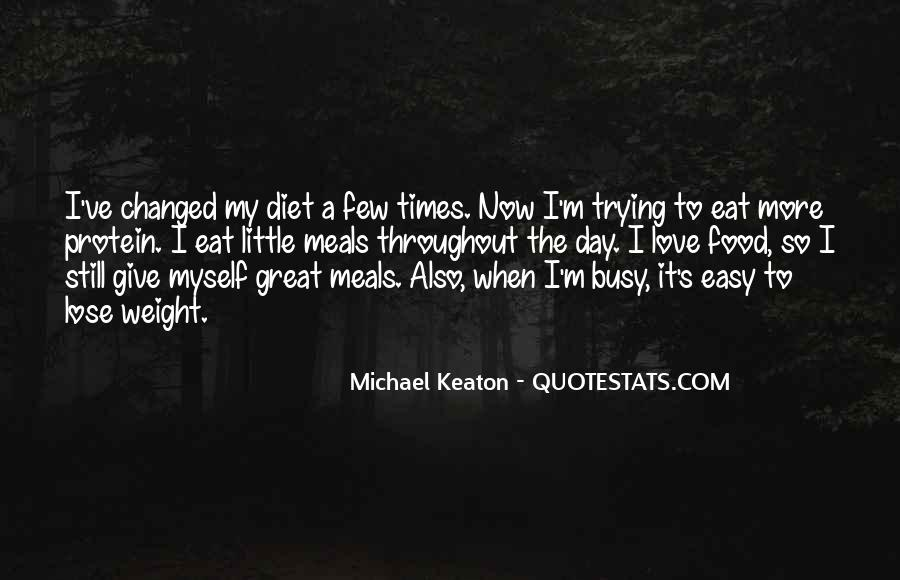 Quotes About Food Diet #99822