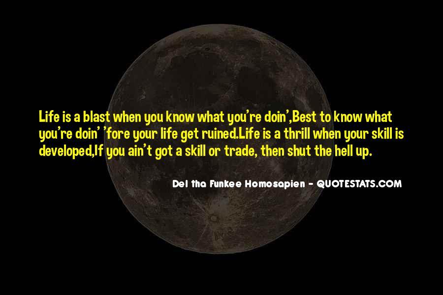 Homosapien Quotes #1255233