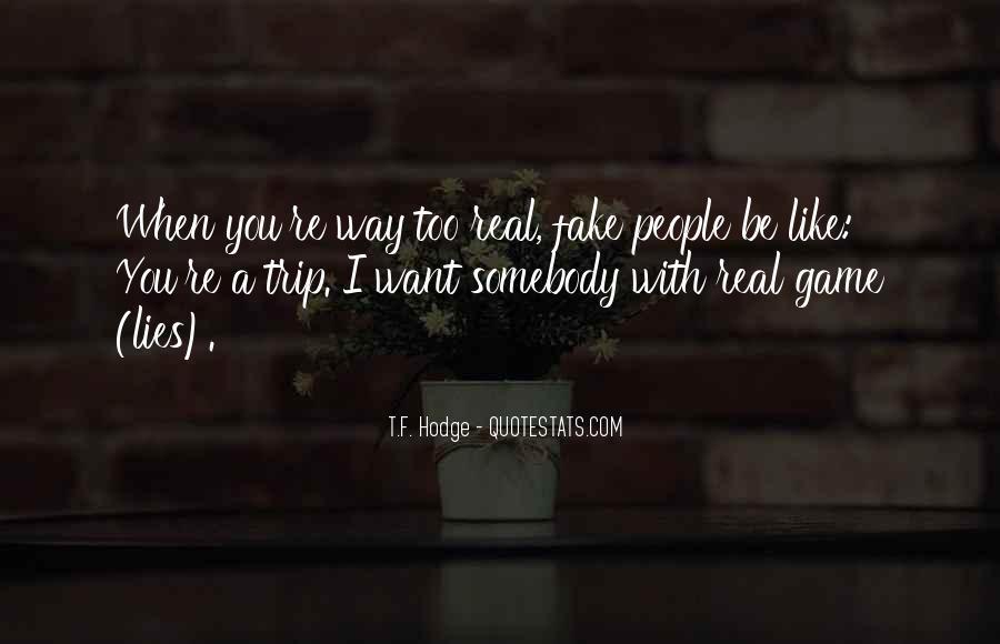 Honest And Genuine Quotes #1085236