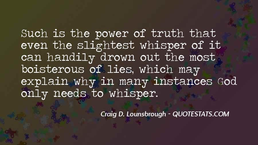 Honest And Genuine Quotes #1136232