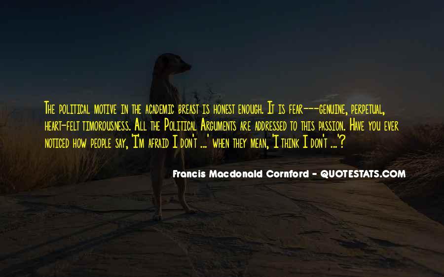 Honest And Genuine Quotes #1184743
