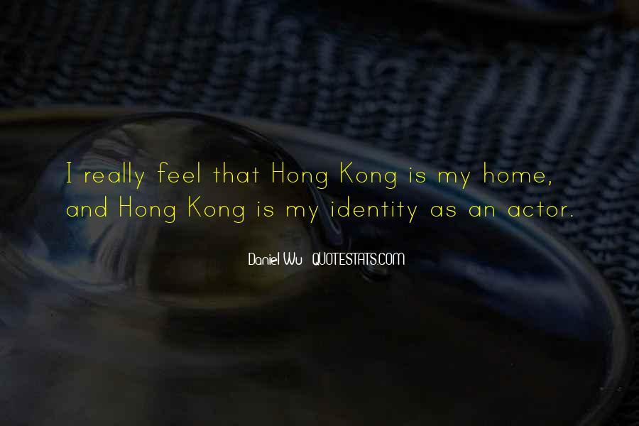 Hong Wu Quotes #148779
