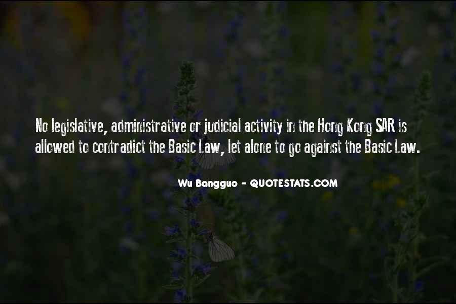Hong Wu Quotes #249238