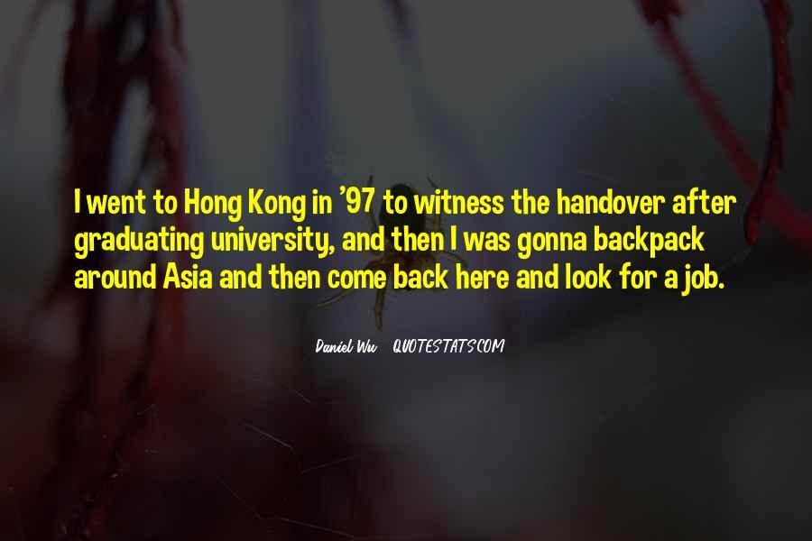 Hong Wu Quotes #369645