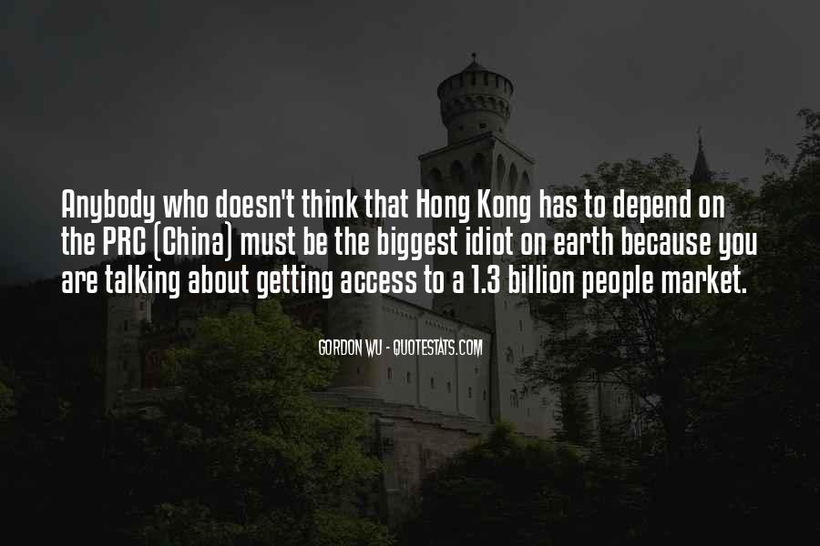 Hong Wu Quotes #633750