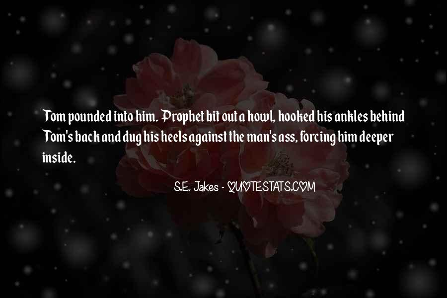 Hooked On Him Quotes #10276
