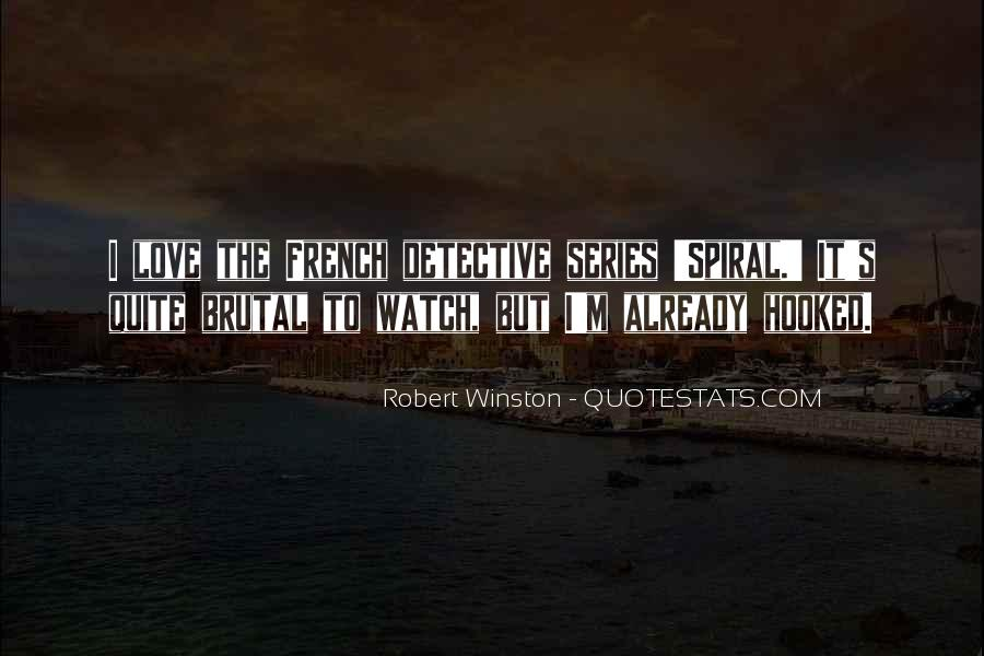 Hooked On Him Quotes #158988