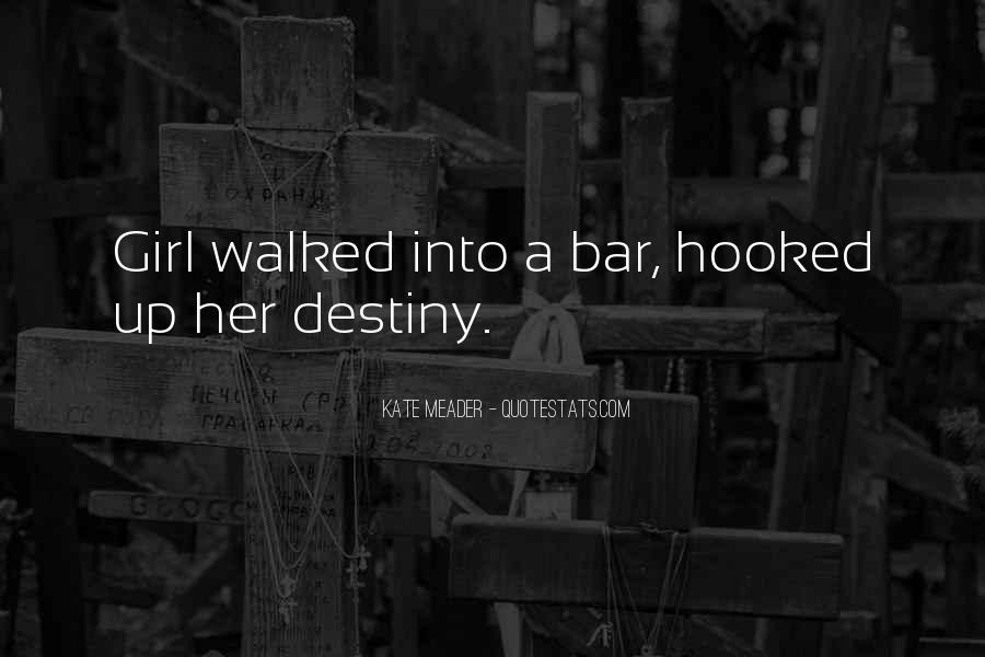 Hooked On Him Quotes #20232