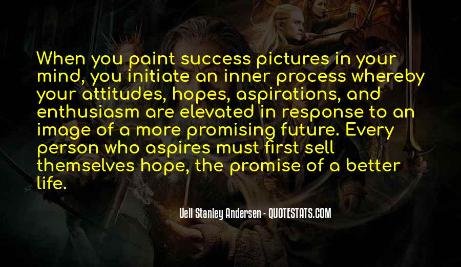 Hope Better Future Quotes #182690